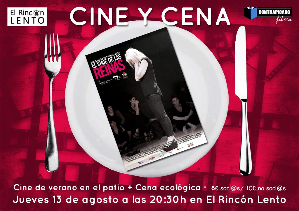 Cine y Cena 3 - El viaje de las reinas WEB
