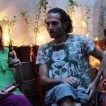 Cine y Cena Rodando el cambio Rincon Lento 08