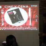 Cine y Cena Viaje de las reinas Rincon Lento 11