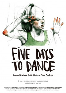 Cartel 5 days to dance WEB